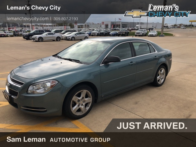 Pre-Owned 2009 Chevrolet Malibu LS