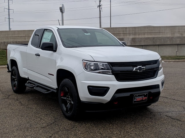 New 2019 Chevrolet Colorado Lt 4d Extended Cab In Bloomington