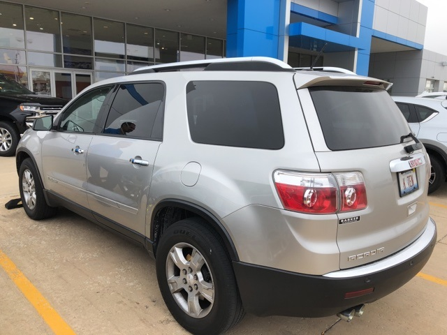 Pre-Owned 2008 GMC Acadia SLE-1