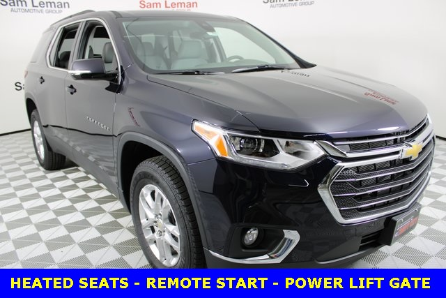 Peachy New 2020 Chevrolet Traverse Lt Fwd 4D Sport Utility Evergreenethics Interior Chair Design Evergreenethicsorg