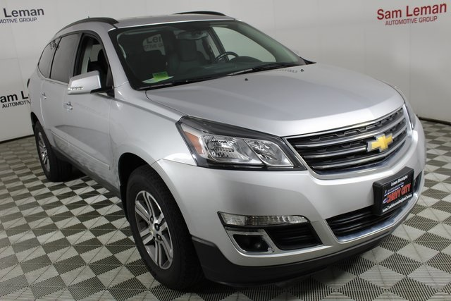 Pre Owned 2017 Chevrolet Traverse 2lt