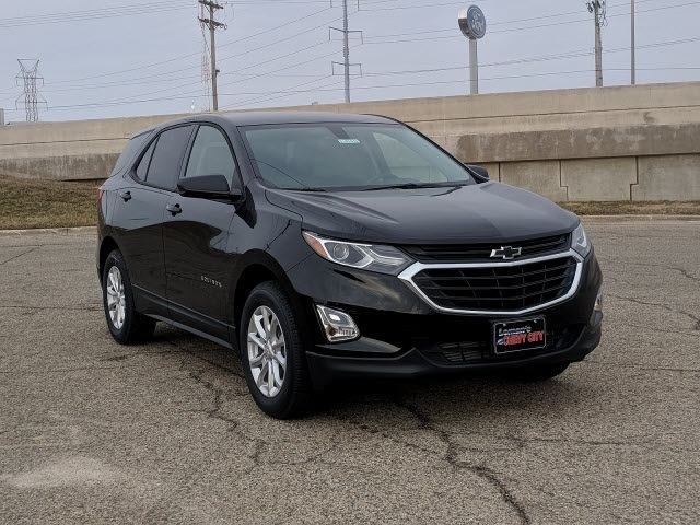 New 2019 Chevrolet Equinox LS