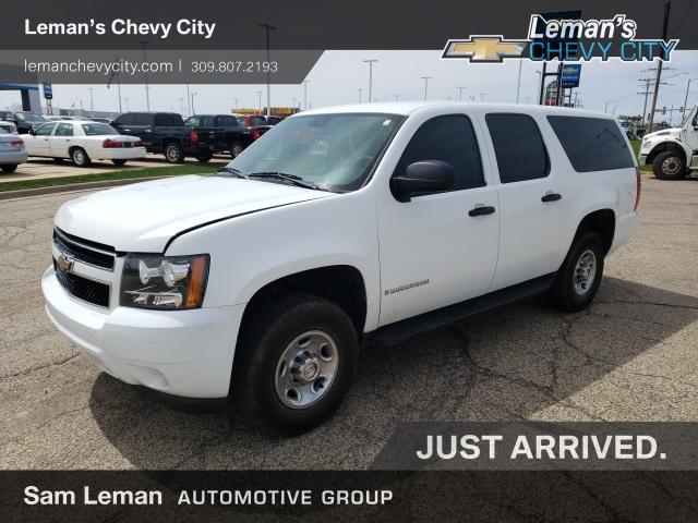 Pre Owned 2008 Chevrolet Suburban 2500 Ls