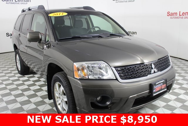Pre-Owned 2011 Mitsubishi Endeavor LS