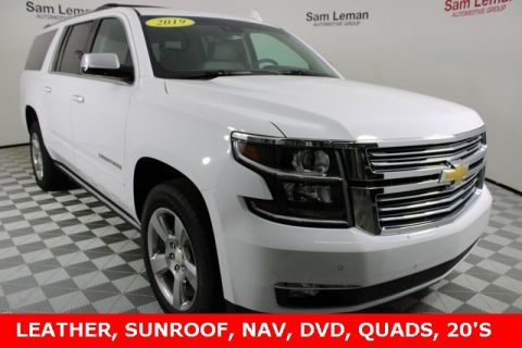 Certified Pre-Owned 2019 Chevrolet Suburban Premier
