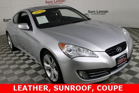 Pre-Owned 2010 Hyundai Genesis Coupe 3.8